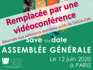 Modifcation AG AFCA-CIAL 2020