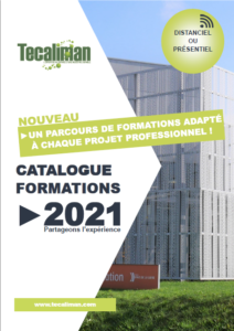 Catalogue Formations Tecaliman 2021